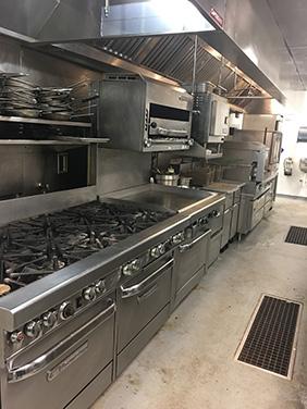 Restaurant Kitchen Equipment Cleaning